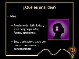 Blog - idea - definición